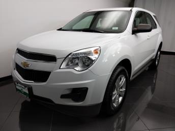 2015 Chevrolet Equinox LS - 1080173493