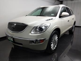 2012 Buick Enclave Leather - 1080173516