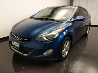 2013 Hyundai Elantra GLS - 1080173547