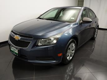 2013 Chevrolet Cruze LS - 1080173585