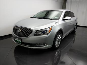 Used 2014 Buick LaCrosse