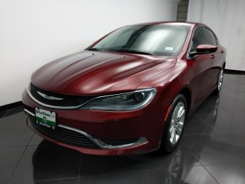 2015 Chrysler 200 Limited - 1080173644