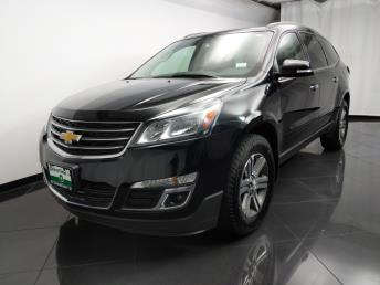 2017 Chevrolet Traverse LT - 1080173676