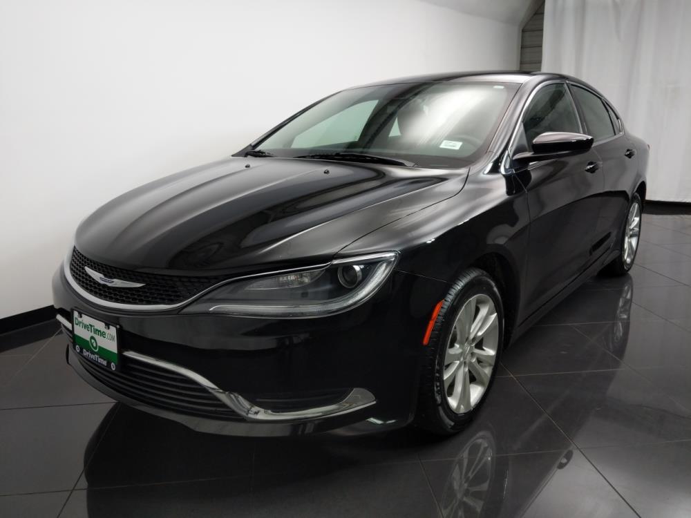 2016 Chrysler 200 Limited - 1080173869