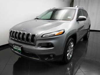 2014 Jeep Cherokee Limited - 1080173933