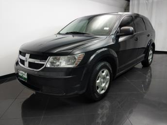 Used 2010 Dodge Journey
