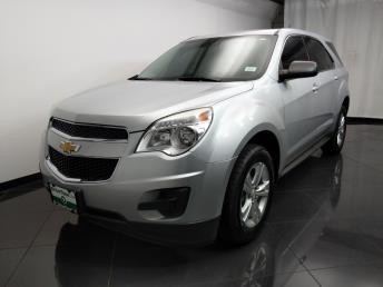 2013 Chevrolet Equinox LS - 1080173976