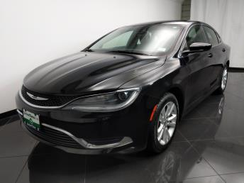 2015 Chrysler 200 Limited - 1080173999
