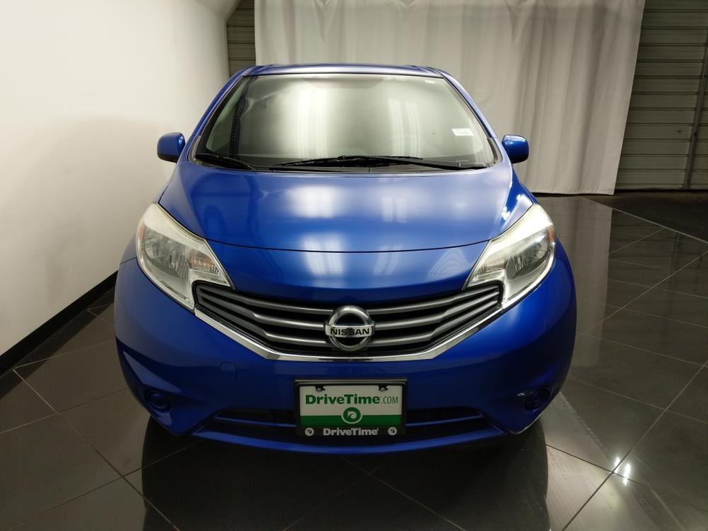 2014 Nissan Versa Note S Plus - 1080174011