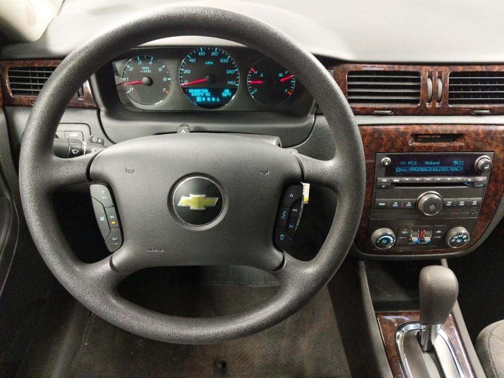 2016 Chevrolet Impala Limited LT - 1080174020