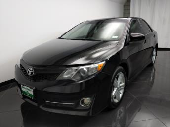 Used 2012 Toyota Camry