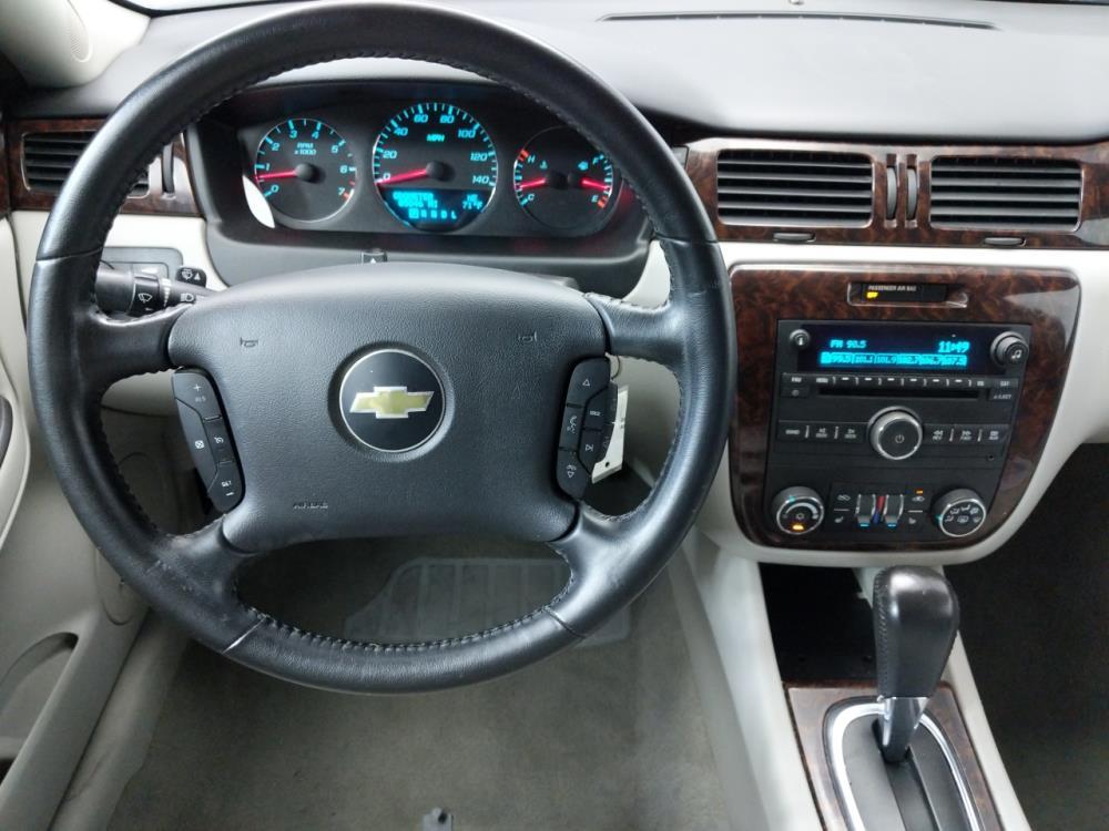 2014 Chevrolet Impala Limited LTZ - 1080174053