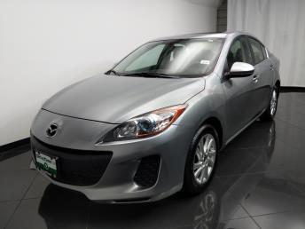 Used 2013 Mazda Mazda3