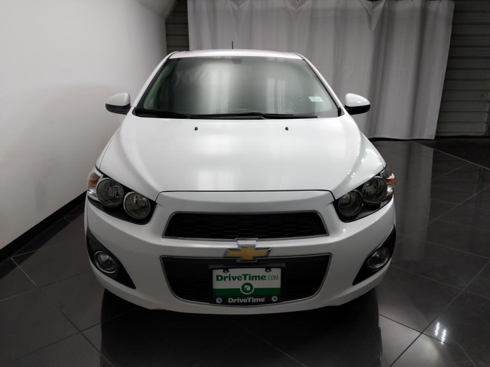 2015 Chevrolet Sonic LTZ - 1080174098
