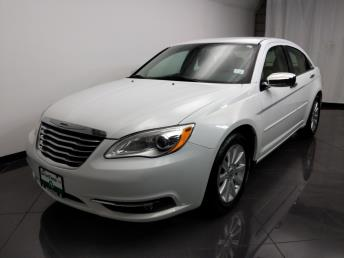 2013 Chrysler 200 Limited - 1080174174