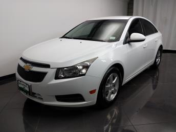 2014 Chevrolet Cruze 1LT - 1080174199
