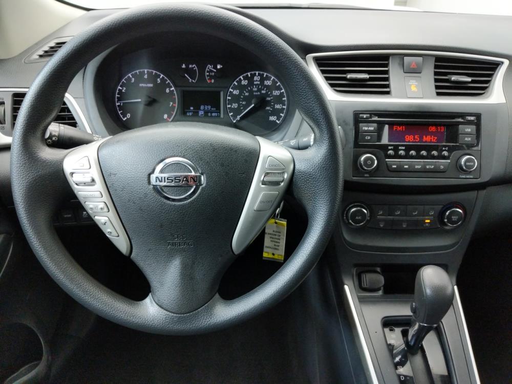 2016 Nissan Sentra S - 1080174202