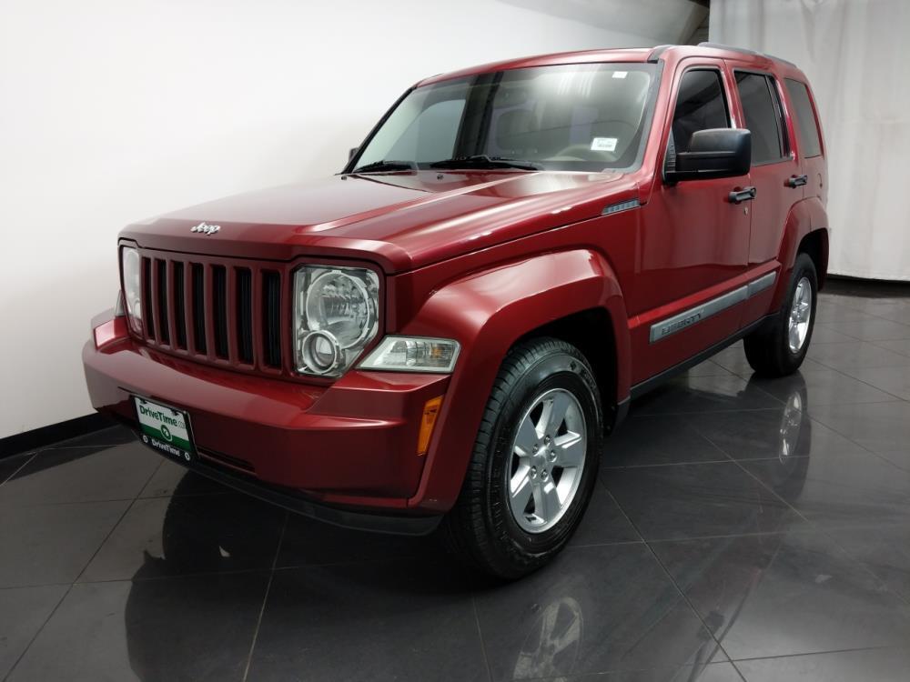 2012 jeep liberty sport for sale in san antonio 1080174223 drivetime. Black Bedroom Furniture Sets. Home Design Ideas