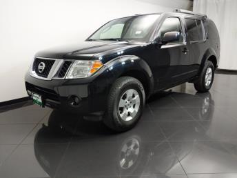 Used 2012 Nissan Pathfinder
