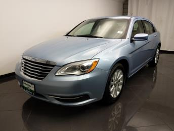 2014 Chrysler 200 Touring - 1080174234