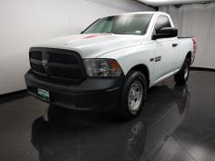 2013 Dodge Ram 1500 Regular Cab Tradesman 6.3 ft