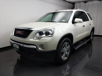 2012 GMC Acadia SLT - 1080174254