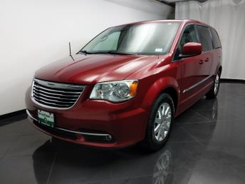 2014 Chrysler Town and Country Touring - 1080174276