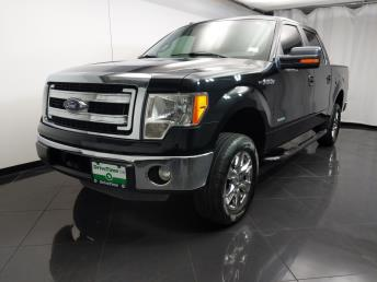 2013 Ford F-150 SuperCrew Cab XLT 5.5 ft - 1080174286