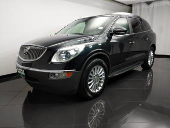 2012 Buick Enclave Leather - 1080174365