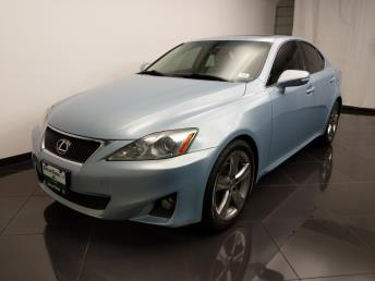 Used 2011 Lexus IS 250