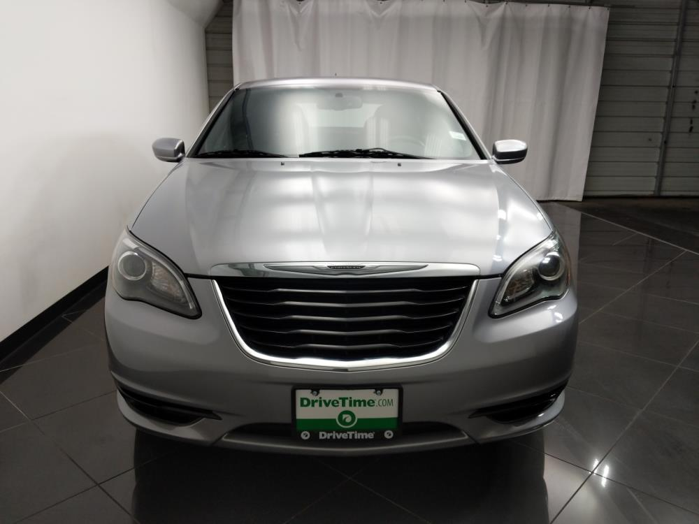 2013 Chrysler 200 Touring - 1080174395