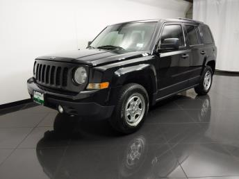 2014 Jeep Patriot Sport - 1080174428