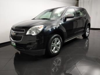 2013 Chevrolet Equinox LS - 1080174447