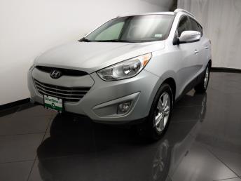 Used 2013 Hyundai Tucson