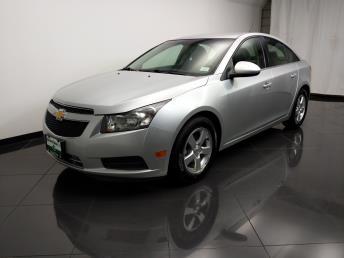 2014 Chevrolet Cruze 1LT - 1080174460