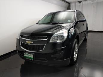Used 2013 Chevrolet Equinox