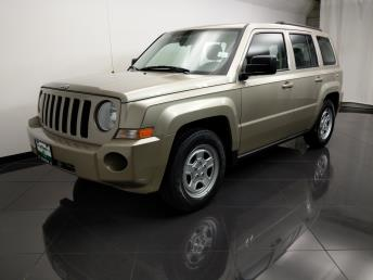 2010 Jeep Patriot  - 1080174517