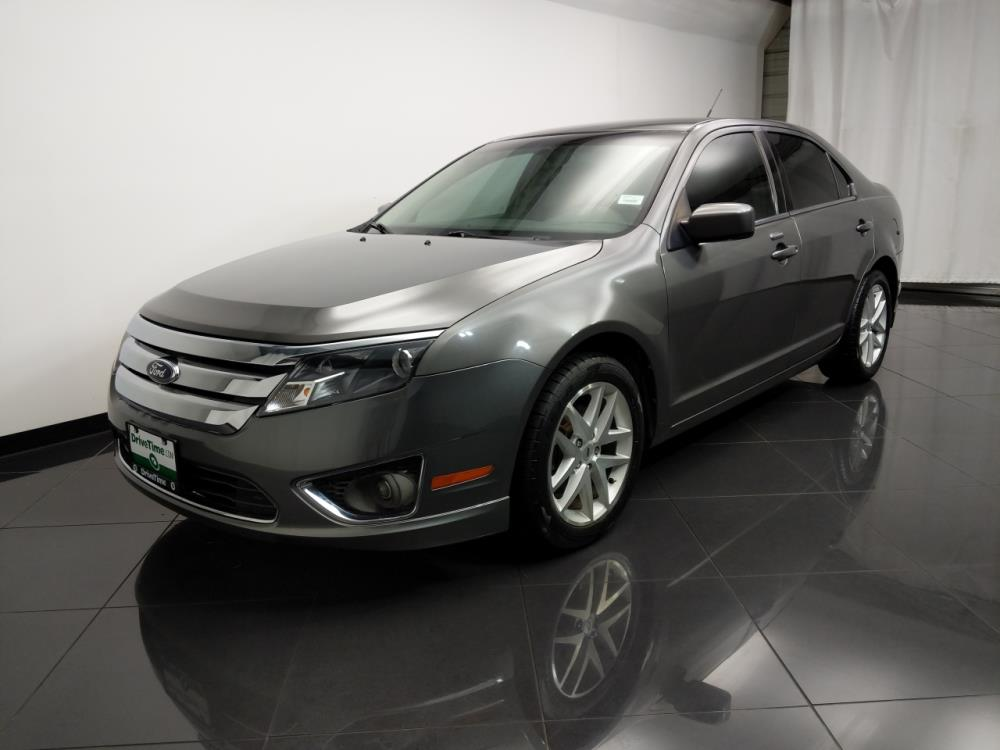 2012 Ford Fusion SEL - 1080174545