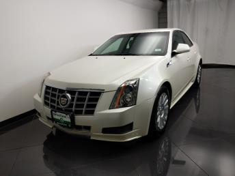 Used 2012 Cadillac CTS