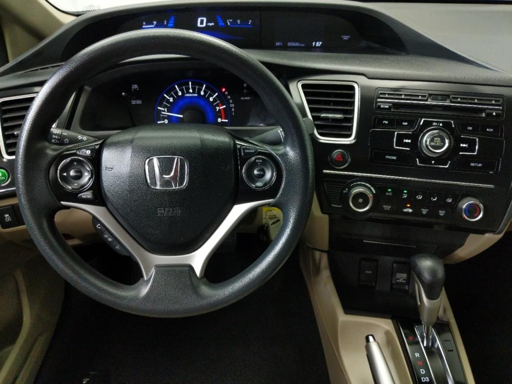 2013 Honda Civic LX - 1080174600