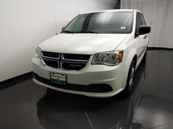 2013 Dodge Grand Caravan SE - 1080174604