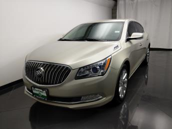 2014 Buick LaCrosse Leather - 1080174608