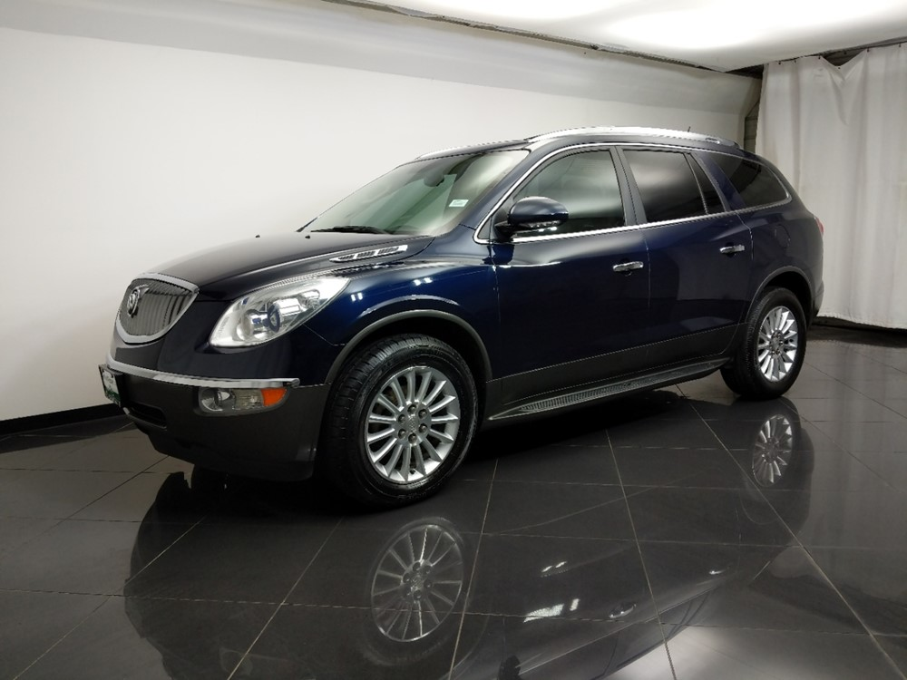 2012 Buick Enclave Leather - 1080174638