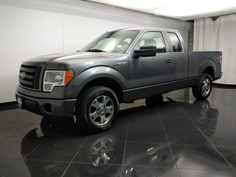 2009 Ford F-150 Super Cab STX 6.5 ft