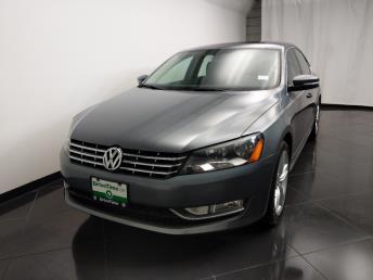 2013 Volkswagen Passat V6 SEL Premium - 1080174652