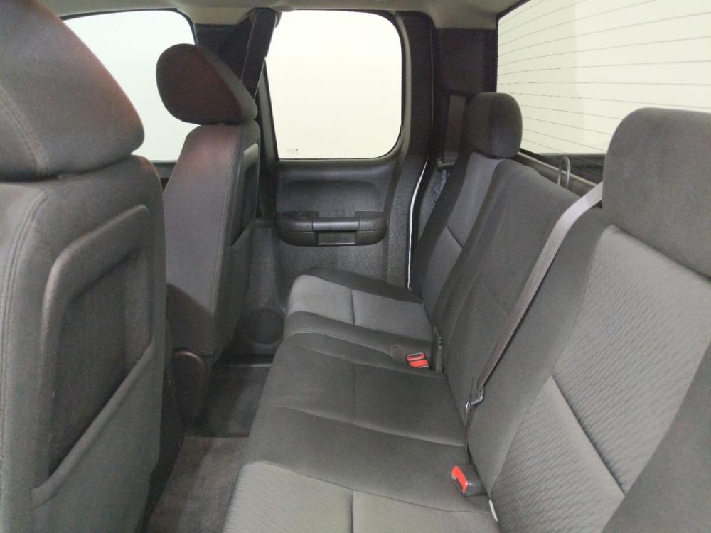 2010 Chevrolet Silverado 1500 Extended Cab LT 6.5 ft - 1080174655