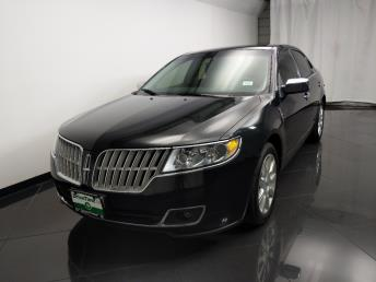 2012 Lincoln MKZ  - 1080174665