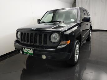 2014 Jeep Patriot Latitude - 1080174680
