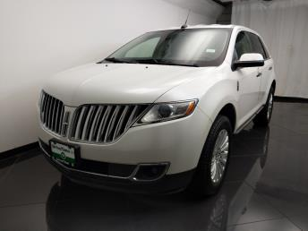 2015 Lincoln MKX  - 1080174698