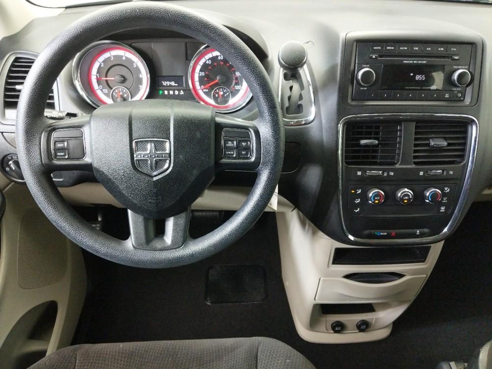 2016 Dodge Grand Caravan AVP - 1080174706